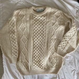 Vintage Fisherman's Sweater